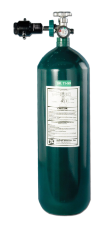 50 The SK 11-50 Fifty Cubic Foot Oxygen System