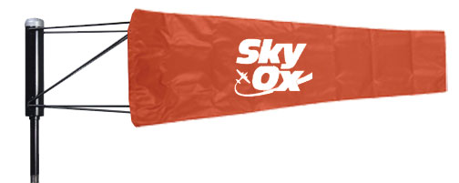 Sky Ox Windsock